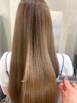 エイチスタンド 渋谷(H.STAND)[H.STAND 渋谷]髪質改善/テクスチャーコントロール クセ毛◎