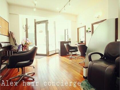 アレックスヘアコンシェルジュ (ALex Hair concierge)の写真