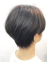 エトネ ヘアーサロン 仙台駅前(eTONe hair salon)【eTONe】くびれショート