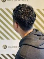 大人のショートスタイル【BARBER-BAR】