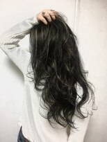 エレム (elem.)【elem.】黒髮×バレイヤージュ
