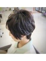 クール ヘアー ギャラリー 神明町店(COOL Hair gallery)アクティブ大人ショート