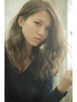 リー 天王寺(Lee)【Lee天王寺】無造作カール