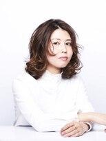 サラビューティーサイト 志免店(SARA Beauty Sight)無防備なヌーディヘアにラフな質感をプラス