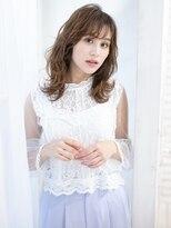 【KAINO】大人可愛いほつれ低温デジタルパーマ
