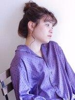 ラウンジ ヘアー 吉祥寺(ROUNGE hair)セミロング/3分アレンジ