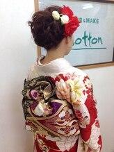 コットン(HAIR&MAKE cotton)