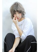 【Blan目黒】外国人風エアリーショートボブ