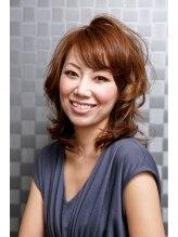 ヘアサロン カミワザ 茗荷谷店(hair salon Kamiwaza)エレガンスパーマ