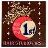 ヘアースタジオファースト(HAIR STUDIO FIRST)のお店ロゴ