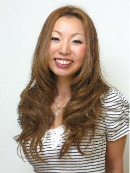 ヘアーメイク エリア(hair make Area)の写真/≪生カラー≫髪と頭皮にやさしい薬剤で透き通るような色が魅力☆艶のある髪に導きます◇