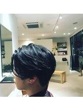 ヘアスペースソル(Hair space SOL/)トランクスヘアー