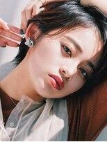 ベラドルチェ(Bella Dolce)黒髪ハンサムショート