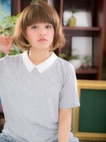 *+COVER HAIR+*…ぱっつんバング…と★フェアリーボブd