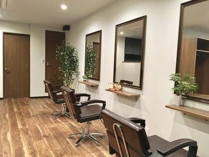 セラティア(hair salon THERATIA)の写真