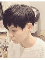 ローグヘアー 亀有店(Rogue HAIR)ツーブロマッシュショートレディース