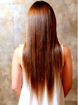 リヴァーブ(Reverb)の写真/【☆当店イチオシメニュー☆】今まで縮毛矯正が上手くいかなかった方も期待以上の仕上がりにリピート多数!