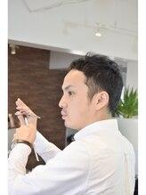 ヘアーメイク アンド(Hair make AND.)佐野 直樹