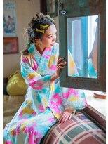 オゥルージュ(Au-rouge noma)2018夏季限定◎オゥルージュの浴衣プラン通常¥10800→¥5400!!