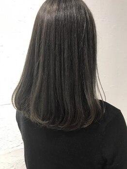 クエット デ プレジール イースタイル(COUETTE des PLAISIR e-style)の写真/髪のパサつきやダメージにお悩みの方必見!!原因を見極めた徹底ケアで潤い溢れるなめらかな仕上りに◎
