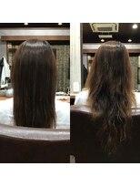 セブン ヘア ワークス(Seven Hair Works)[ヘアエステ]エステの仕上がり