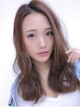 アグ ヘアー ムーン 大阪深井店(Agu hair moon)《Agu hair》トレンド感★ラフウェーブミディ