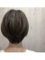 プロキシムヘアワークス(proxim hair works)ショートボブ