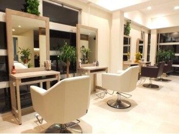 ルネッタ (Lunetta)の写真/cafeのような隠れ家サロン♪店内はわずか4席で、自分だけのプライベート感溢れる贅沢空間★ヘッドスパも◎