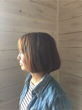 クラシック ヘアーサロン(KLASIC hair salon)アゴラインボブ