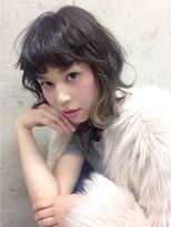 ラパンセジョーヌ(LA PENSEE JAUNE)sweet edgy bob☆