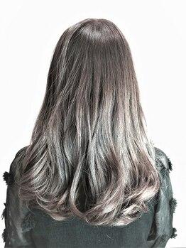 """ヒーリングヘアーサロン コー(Healing Hair Salon Koo)の写真/白髪を綺麗にカバーして、魅力的な大人女性に―【Koo】なら""""理想のあなた""""にぐっと近付ける♪【松戸】"""