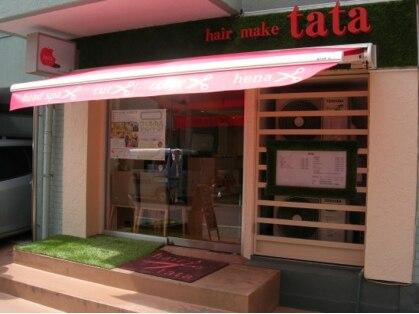タタ(hair make tata)の写真
