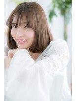 ミック ヘアアンドメイクアップ 日暮里店(miq Hair&Make up)ラブクラシカル☆大人ナチュボブ【miq 日暮里】