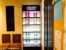 ネクサス ドゥ 四街道店(NEXUS-DO)の雰囲気(資生堂のシンボリックサロン★商材も取り扱っております。)
