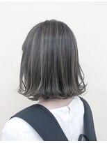 ルッツ(Lutz. hair design)ハイライトbob