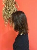 ライフヘアデザイン(Life hair design)大人女子のミディ