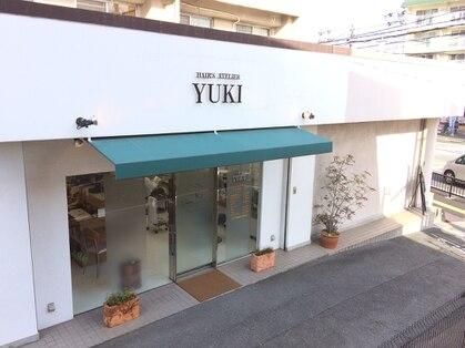 ヘアーズ アトリエ ユキ(hair's atelier YUKI)の写真
