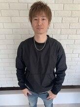 ヘアサロン クリア(hair salon CLEAR)杉山 泰久