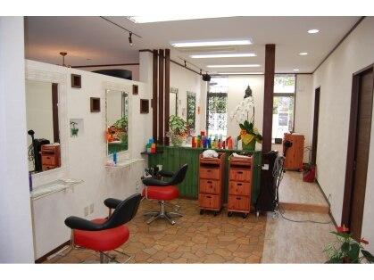 美容室ホーム(home)の写真