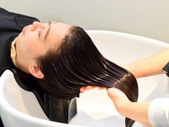 テオ ヘア(teo hair)の写真/【北野田駅3分】OggiOtto・Badens導入。髪質・理想の手触りに合わせた、貴方だけのオーダーメイド施術。