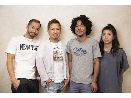 ヘアーデザイン アトリエ ミウ(HAIR DESIGN ATELIER MIU)の写真