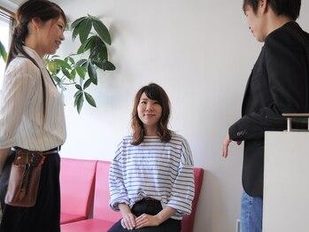ナナ(nana+)の写真/「やっと行きつけの美容室みつけた!」口コミで評判のnana+♪初めての方にも居心地良い雰囲気が人気☆