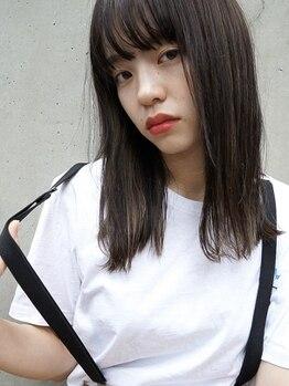 ヴァンカウンシル 金山(VANCOUNCIL kanayama)の写真/【金山駅徒歩3分】貴女の髪のお悩みをAujuaソムリエが解決★柔らかくしなやかで厚みのある髪を創ります◎