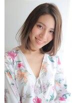 【神戸三宮】30代40代50代 大人キレイひし形ミディアム