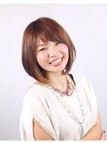 ヘア デザイン クリニック アンテナ(hair design clinic ANTENNA)つや★ボブ