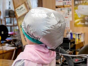 髪屋の写真/【フルボ酸入りTRで艶髪に】一人ひとりの髪質やお悩みに合わせたオーダーメイドトリートメントで上質な髪へ