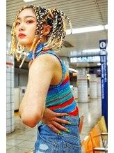ジオラマ ヘアメイク(DIORAMA Hair Make)【DIORAMA】ブレイズ/セミロング