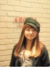 アロマヘアールーム 新宿店(AROMA hair room)浦 さや伽