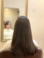 アトリエ ミム 二子玉川店(atelier mim)艶髪×クラシカルロング♪縮毛矯正<二子玉川店>