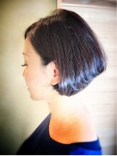 サロン(SALON) graded Bob style No.03